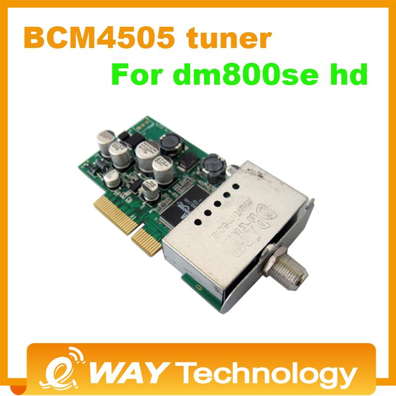 DM800se Tuner bcm4505 DVB-S2 Tuner for dm800HD se DM800 HD Digital Satellite Receiver dvb s2 tuner for sat receiver dm800hd se(China (Mainland))
