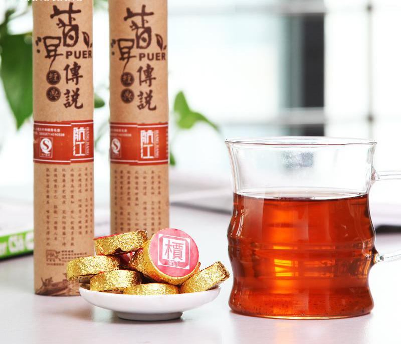Hang Jiang Puer Tea Legend Super Mini Tuo Small S215<br><br>Aliexpress