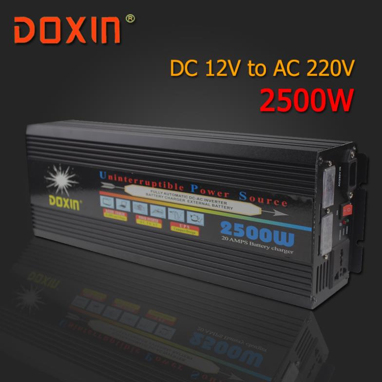 AC/DC/AC Power Inverter Universal Uninterruptible Power System / Uninterruptible Power Supply UPS ST-N035<br><br>Aliexpress