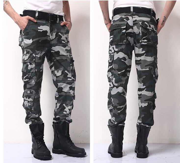 3 Styles Men Joggers Pants Military Camouflage Outdoors Army Sweatpants Jogger Pants Casual Trousers Men Jogging Camo Trousers(China (Mainland))