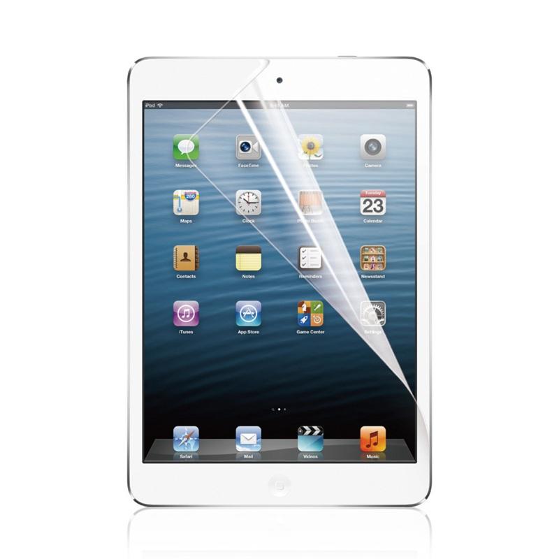 2 шт./лот Для Apple iPad 2 iPad 3 iPad 4 Ясно Мягкий Экран протектор Передняя ЖК-Экран Гвардии Защитная Пленка Для ipad 2/3/4