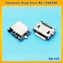 Buy CK 10PCS/LOT Micro USB Dock Charging Port Connector Sony U5 U5i,MC-242 for $4.13 in AliExpress store