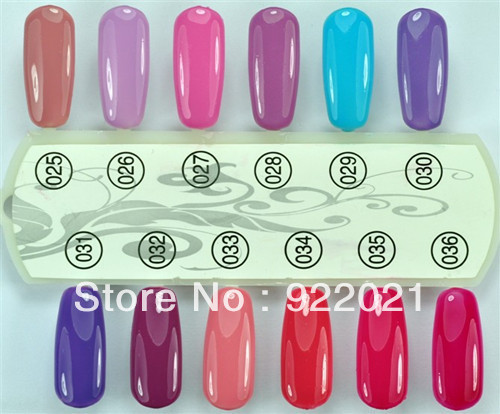 Free shipping!high quality gels for nails soak off varnish for the nails 15ml(China (Mainland))