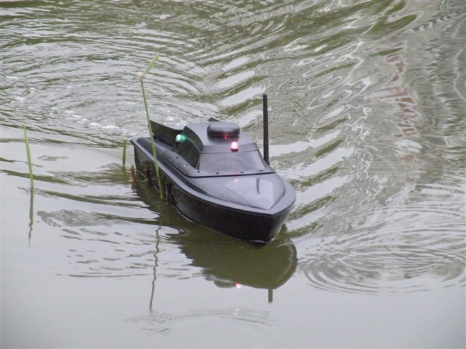 Rc bait bait fishing boat jabo 1al newest remote control for Rc fishing boat