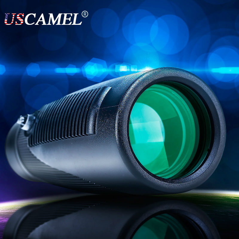 USCAMEL large-diameter monocular telescope High times the waterproof concert night vision than infrared telescope(China (Mainland))
