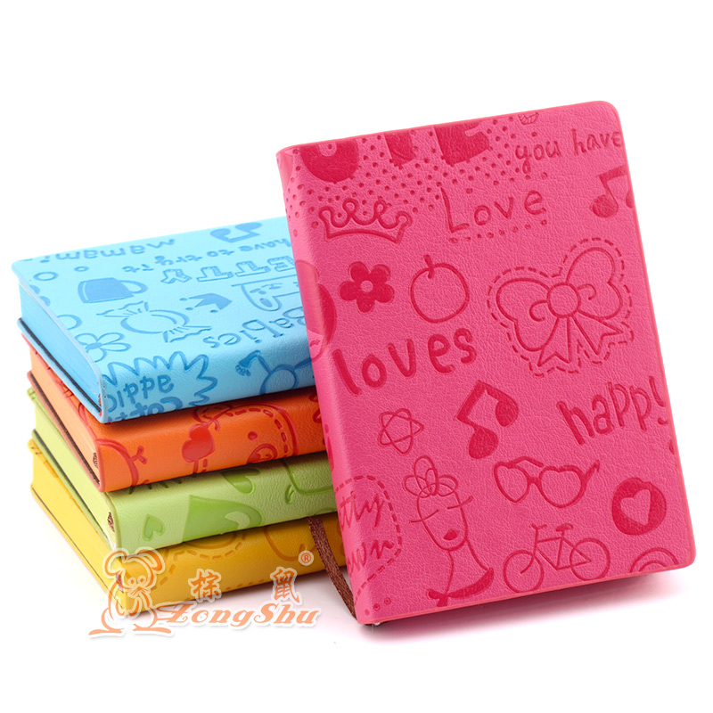 1Pc Kawaii Wood-in Fruit Jar Kraft Paper BLANK Notebook Journal Diary Notepad Vintage Soft Copybook Memos Pads Cute Stationery(China (Mainland))