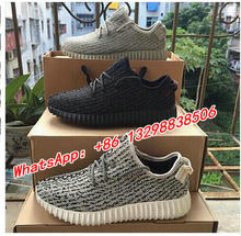 Free shipping 2016 New Arrival adidaselis yeezys 350 boost men and women Black Gray moon rock OXFORD TAN adidaselis yeezys boost 350 Runing+ShOeing(China (Mainland))