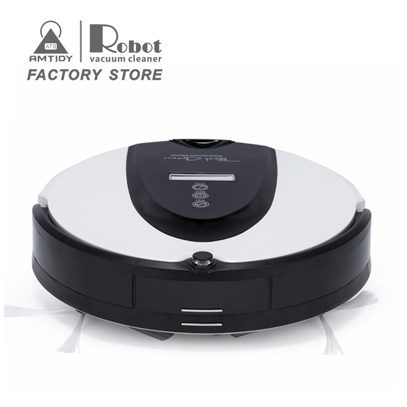 Amtidy Home A330 Wireless Remote Control Auto Recharge Dry Mopping Vacuum Cleaner Robot(China (Mainland))