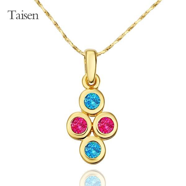 news 2016 new gold chain with pendants for friends women necklace decoration fashion pendant women cute pendant necklaces(China (Mainland))