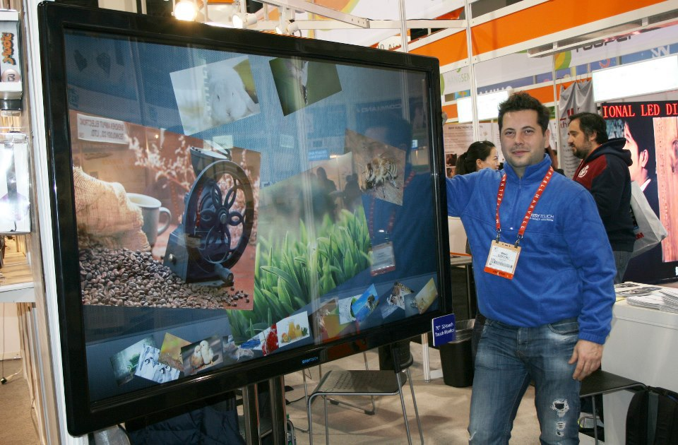 High sensitive 65 inch ir touch frame,infrared touch screen for TV/Monitor(China (Mainland))