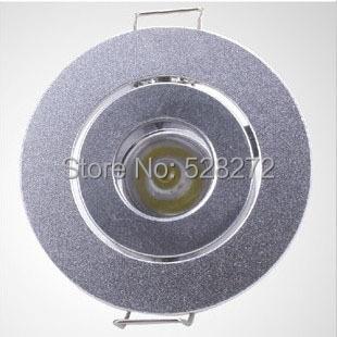 1W Mini LED Star light, led cabinet light, mini led downlight 85-265v CE ROHS ceiling lamp 10pcs/Lot free shipping(China (Mainland))