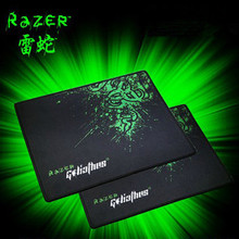 Razer Goliathus Gaming Mouse Pad 300*250*4mm Locking Edge Mouse Mat Speed/Control Version For Dota2 Diablo 3 CS Mousepad(China (Mainland))