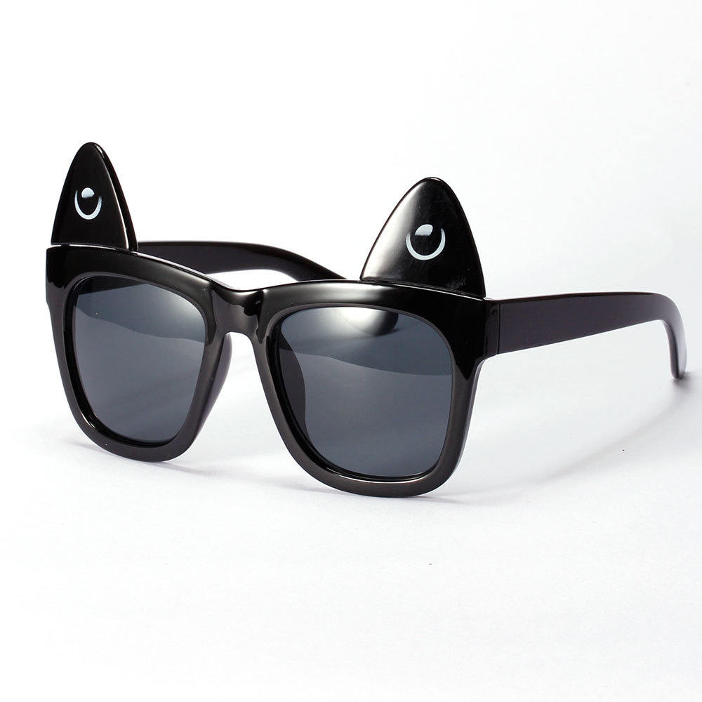 vogue fashion s e katze ohren sonnenbrille 2015 neue brille oculos m nnlichen de sol feminino. Black Bedroom Furniture Sets. Home Design Ideas