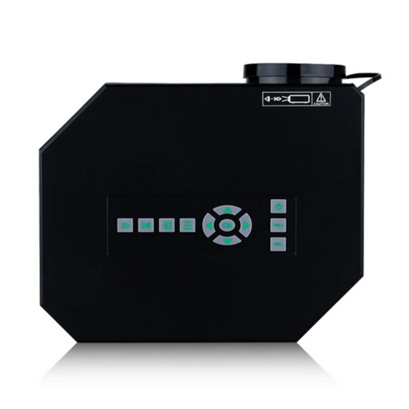 Multi-media 150 Lumens Portable LED Lcd Projection Micro HD tv led video mini phone 1080p home cinema projector Beamer wholesale(China (Mainland))