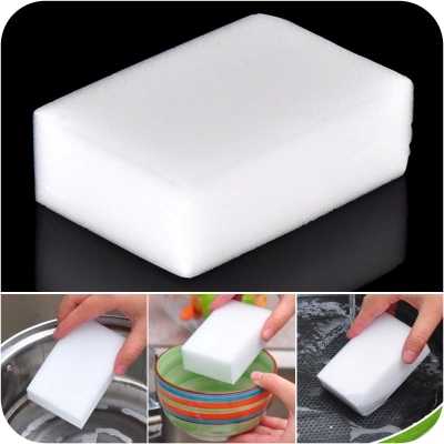 PY014 10 PCS/lot novelty Magic Sponge Eraser Cleaner Kitchen Gadgets multi-functional Cleaning home Items Accessories Supplies(China (Mainland))