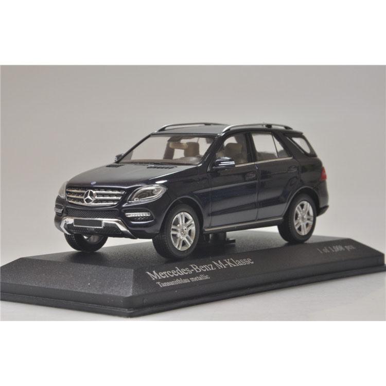 1:43 Mini Minichamps Mercedes Benz Benz class M ML350 2011 model cars(China (Mainland))