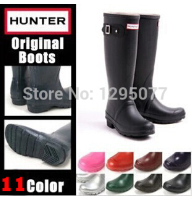 original women love rain warm rubber botas boots waterproof original good for gift, beautiful girls,free shipping!!(China (Mainland))