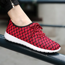2016 New Breathable Men Fashion Shoes Top Quality Low Top Outdoor Trainers Walking Casual Shoes Zapatos Hombre Mujer(China (Mainland))