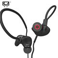 Original KZ ZS3 3 5mm Earphone In ear WIth Mic Earphones HIFI Metal Portable Media Player