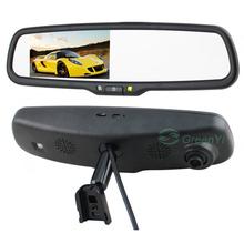 4.3 дюйм(ов) автоматическим затемнением зеркало заднего вида 1920 * 1080 P разрешения TFT LCD монитор автомобиля со встроенным в специальном кронштейне