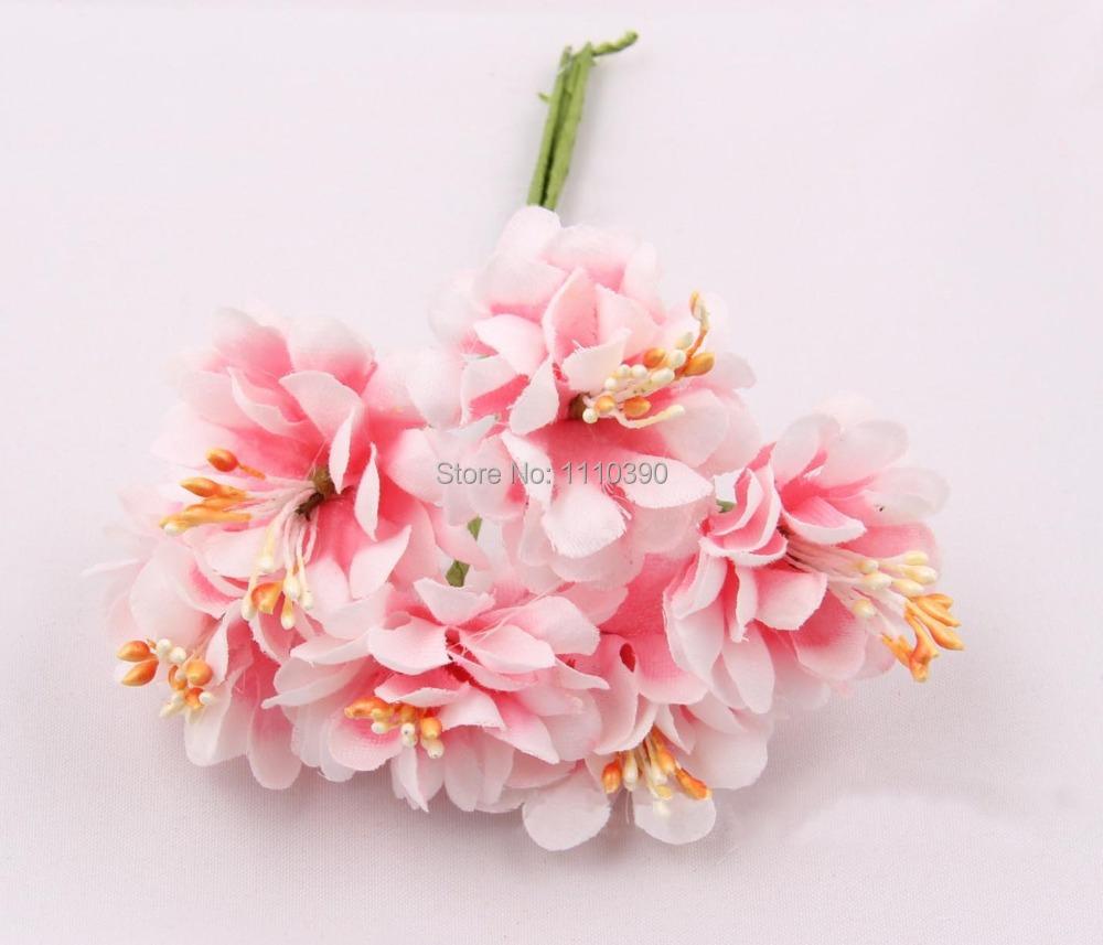 34CM Artificial Flowers Bouquetssilk Flowers Bouquet For