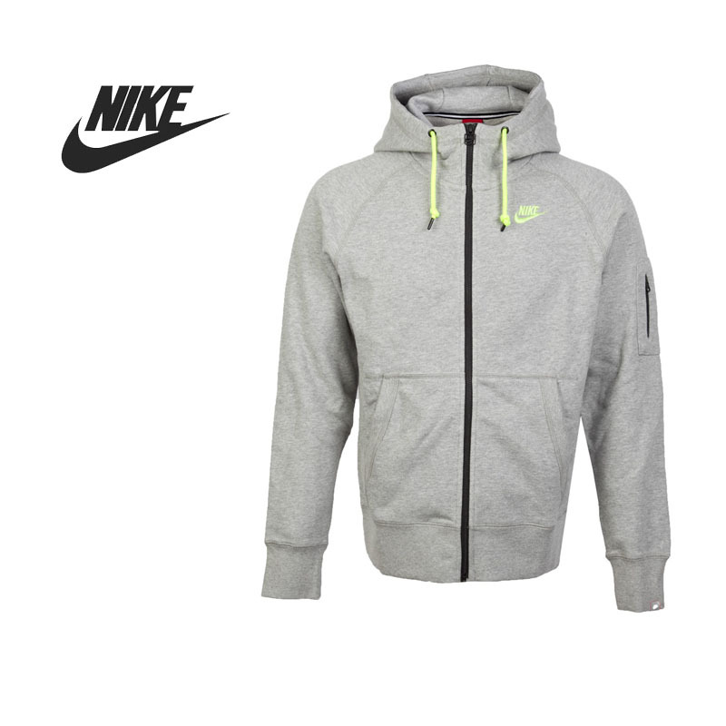 100% original 2016 new nike men's sports jacket sweatshirt 545262-064 free shipping