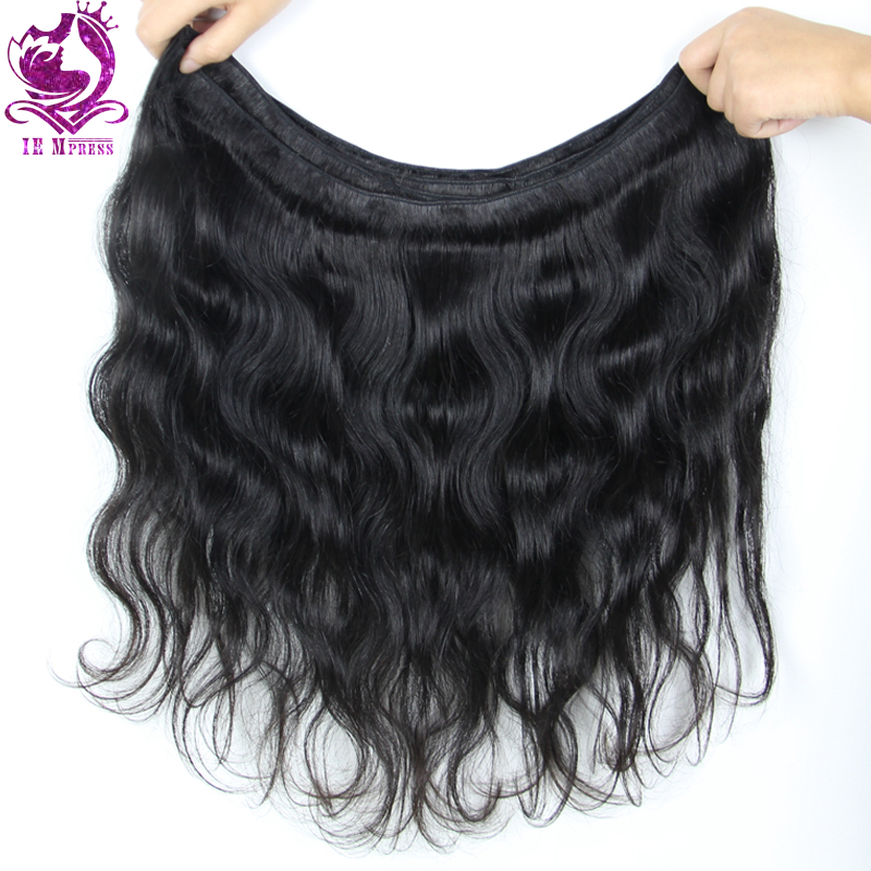 8a Brazilian Virgin Hair Body Wave lot Human Weave Unprocessed Extensions - IE Mpress Beauty Store store