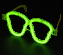 Buy 100pcs Luminous Glow Light Sticks Fluorescence Stick+50sets Skull Glasses Stands Frame Halloween Party Concerts Favors for $47.10 in AliExpress store