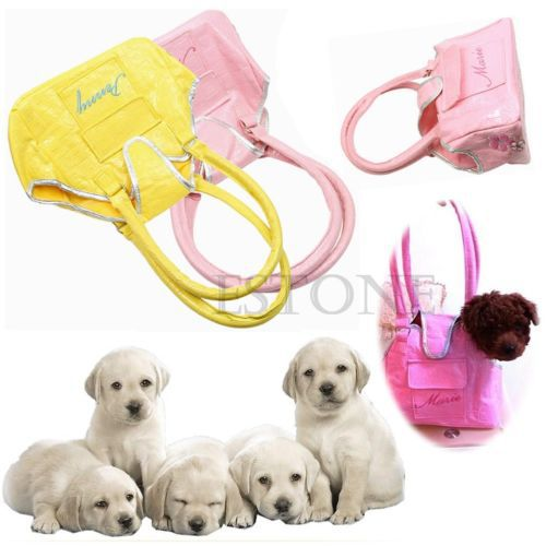 1PC Dog Cat Pet Travel Carrier Tote Purse Shoulder Bag(China (Mainland))