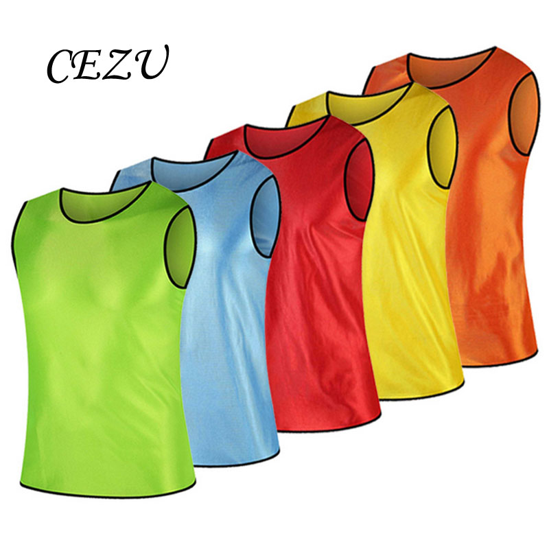 Ultra-light Breathable Quickly-Dry Soccer Training Jersey Football/Basketball Training Vest Scrimmaging Clothes Free Shipping(China (Mainland))