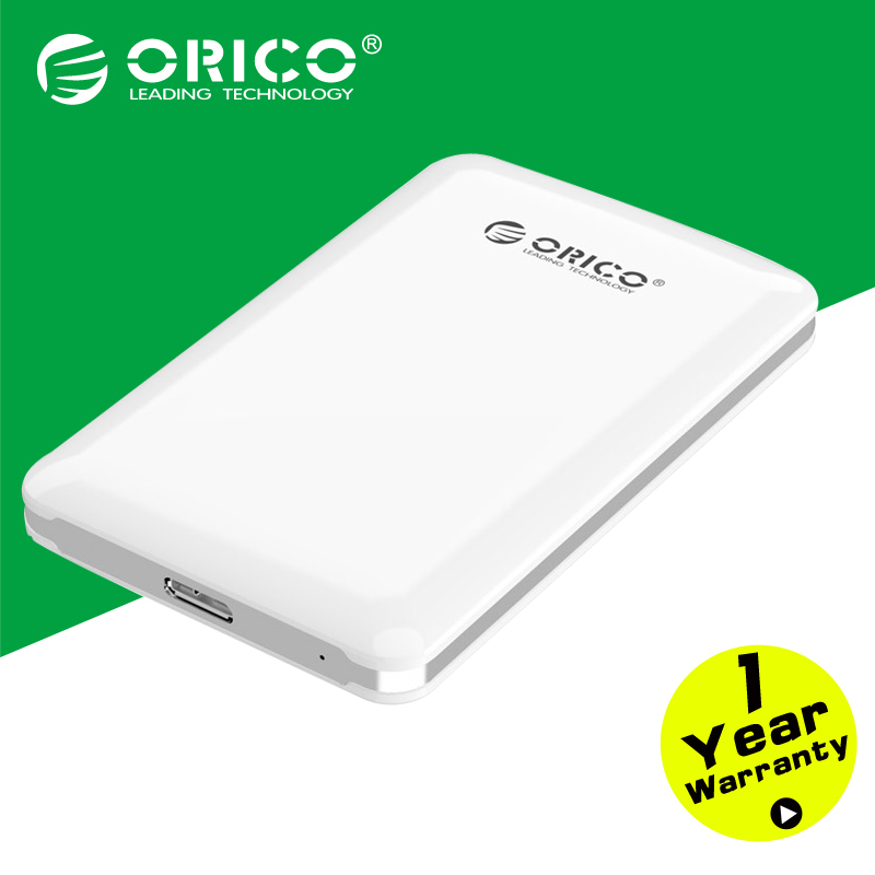 """ORICO 2579S3 Support UASP SATA3.0 to USB 3.0 Hard Drive Disk HDD External Enclosure Case for 2.5""""SATA HDD,SSD,Tool-free(China (Mainland))"""