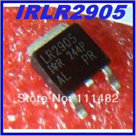 Free Shipping 50pcs IRLR2905 IR TO-252 IC