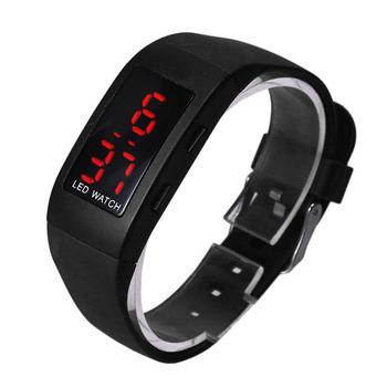 Silicone LED Digital Watch 2016 New Fashion Women Outdoors Sports Watches Alarm Clock Wristwatch Girls Relogios Femininos #15