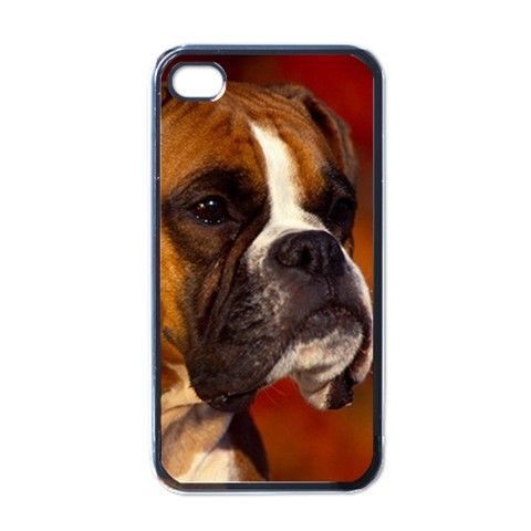 Boxer Dog Puppy Puppies 4 Case Cover.JPG Free shipping(China (Mainland))