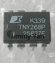Гаджет  10PCS TNY268P TNY268PN TNY268 DIP8 None Электронные компоненты и материалы