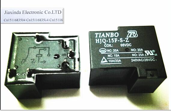 HOT NEW HJQ-15F-S-Z-05VDC HJQ-15F-S-Z 05VDC HJQ-15F 5VDC DC5V 5V 20A TIANBO DIP6<br><br>Aliexpress