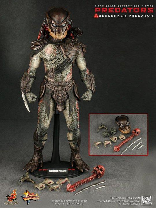Здесь продается  HT hottoys 1/6 Berserker Predator S 2010 lion model Monster 12inch Action Figure Doll The finished product  Игрушки и Хобби