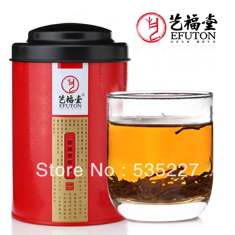 Two-For-One! 2013 fresh tea superfine wuyi paulownia 100g Jinjunmei black