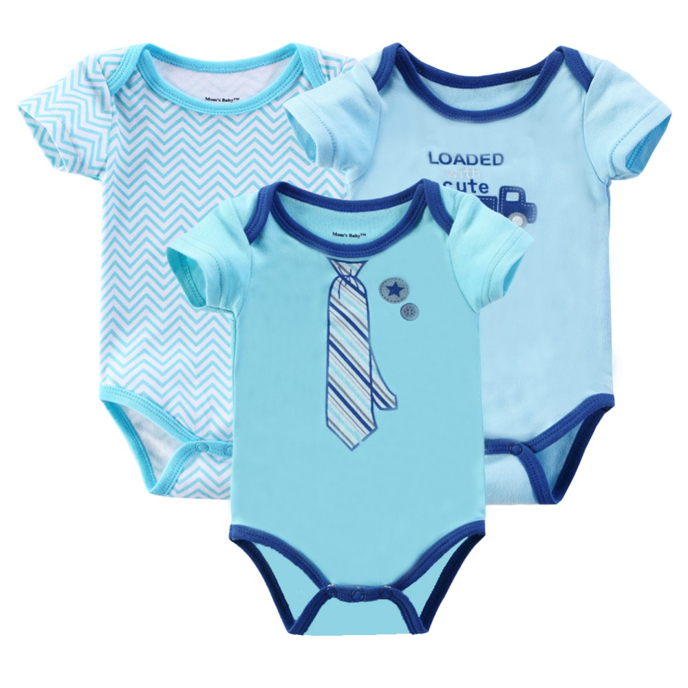 baby boy bodysuits. With new long-sleeve and short-sleeve styles, our soft cotton baby boy bodysuits keep him cute and comfy all season. Plus, with baby boy bodysuit packs, there's always an extra!