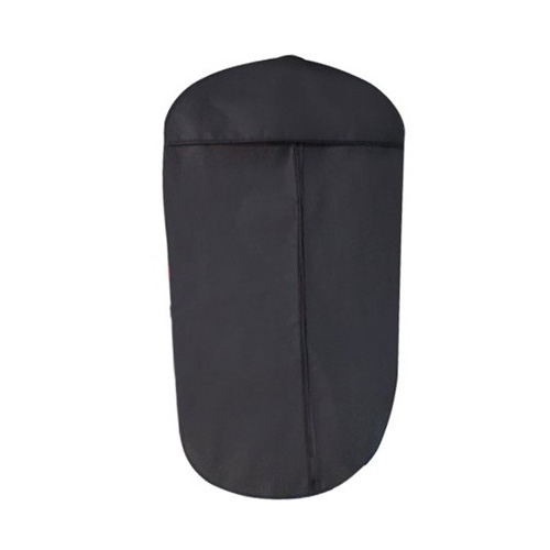 Free Shipping! Black Travel Suit Wedding Cover Skirt Dress Garment Coat Shirt Bag Carrier(China (Mainland))
