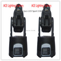 2pcs lot Free Fast Shipping LED RGB 15W DJ Mini LED Spot Gobos Moving Head Stage