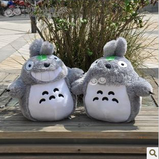 Dolls totoro cloth doll plush toy cat lovers pillow doll gift