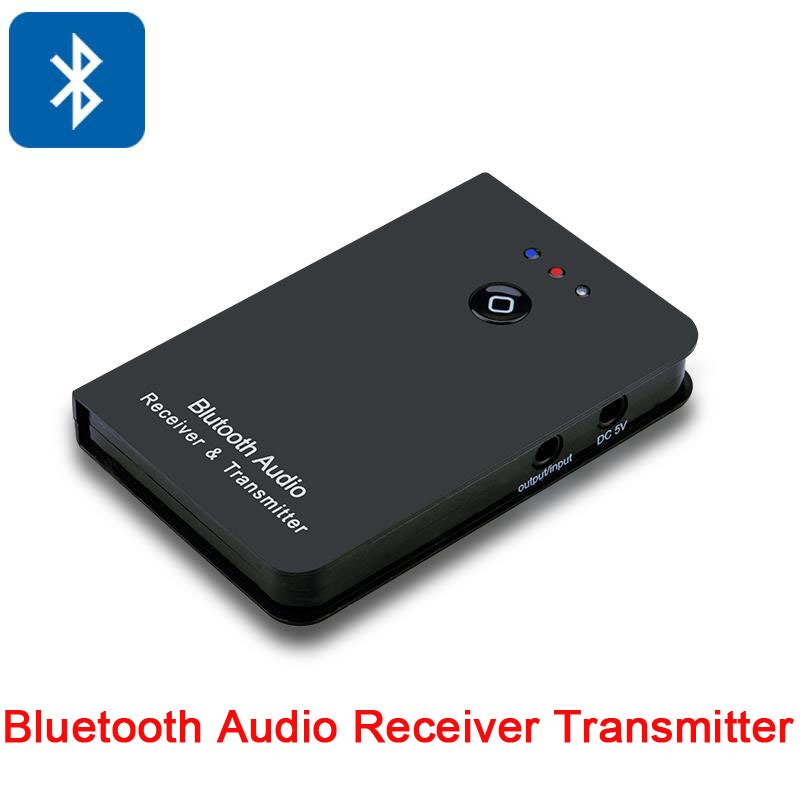 Boas 2 1 Portable Bluetooth Stereo Audio Receiver Transmitter wireless 3.5mm music adapter Speakers TV Mobile Mp3 player - BOAS store