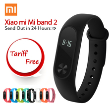 Buy Original Xiaomi MiBand 2 Smart Wristband Mi band 2 Smart Bracelet Heart Rate Monitor Fitness Tracker Touchpad OLED xiaomi band 2 for $15.90 in AliExpress store