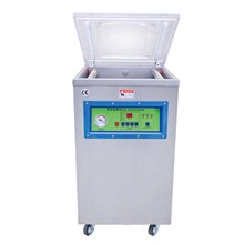 DZ-500S single chamber food automatic vacuum packaging machine fruit and vegetable