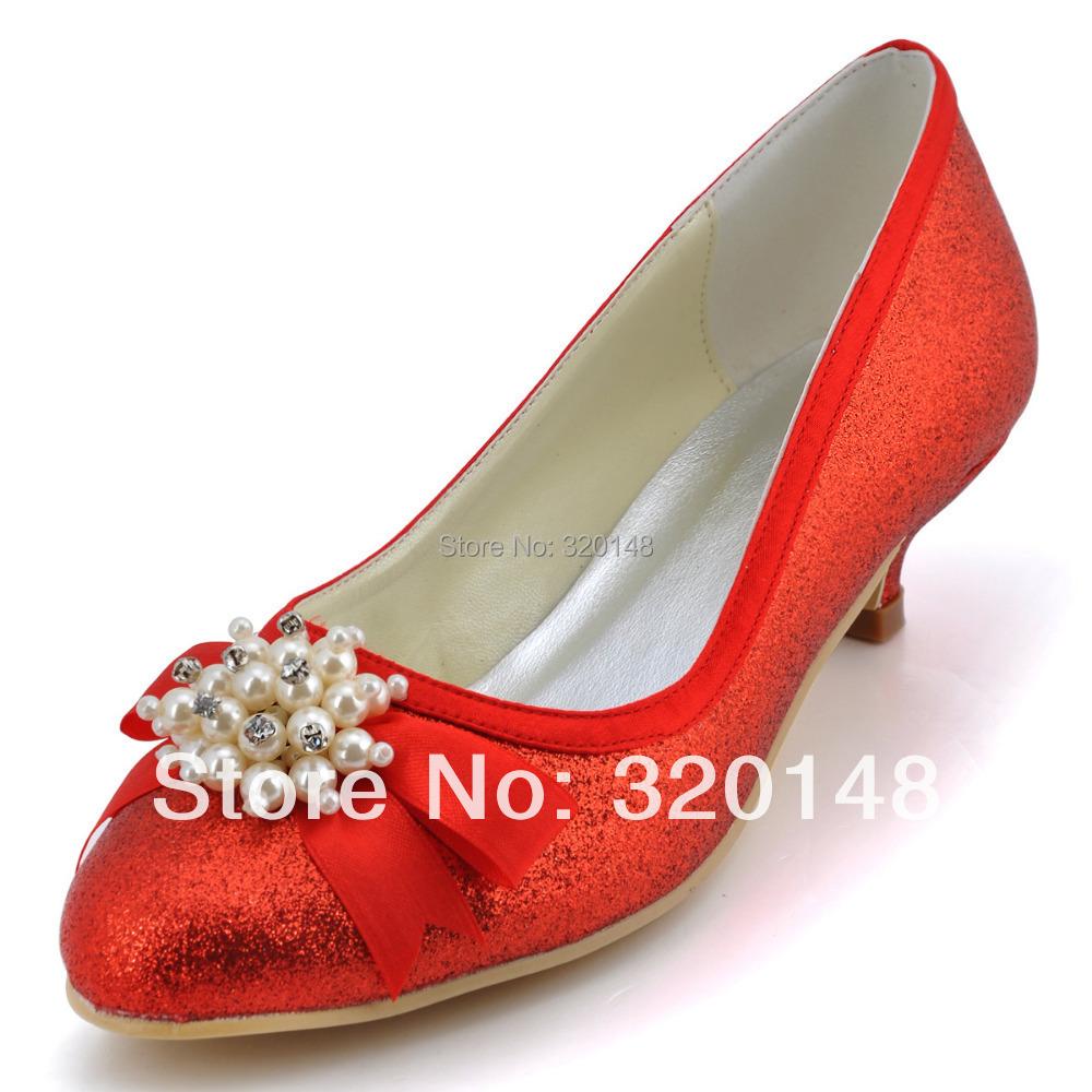 Low Cone Heel Shoes