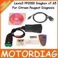Lexia 3 PP2000 Lexia3 V48 V25 Diagnostic Tool Lexia 3 Auto Code Reader Scanner Automotivo Scaner