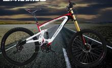 bike snow   bike road 30 GEAR DH shimanuo  oil brakes  downhill bike    mountain bicycle mountain  bike   142(China (Mainland))