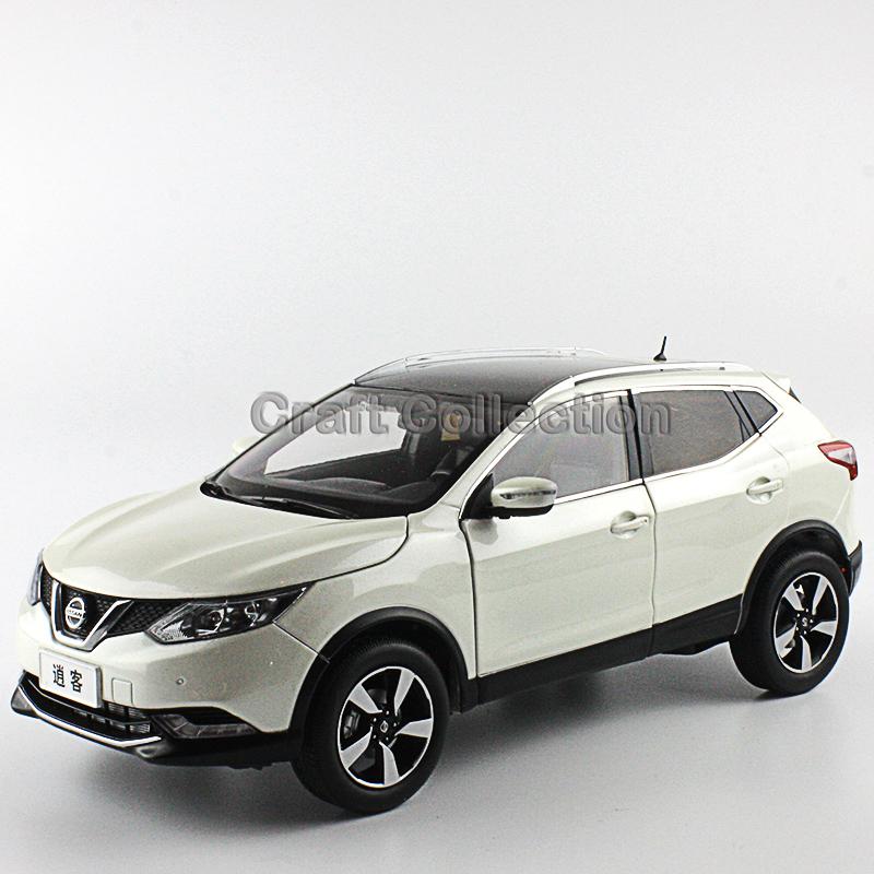 Bew White 1:18 Nissan Qashqai SUV 2016 Alloy Model Brinquedos Diecast Model Car Mini Toys(China (Mainland))