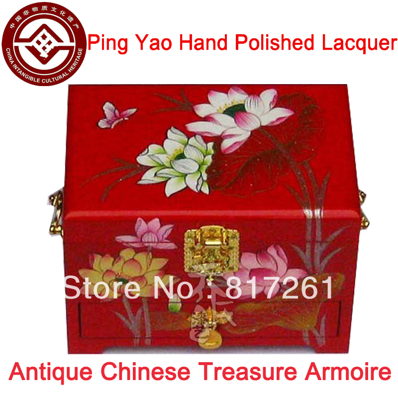 barcelet boxes,earring holder, jewelry bag best selling traditional chinese wood furniture as wedding gift(China (Mainland))
